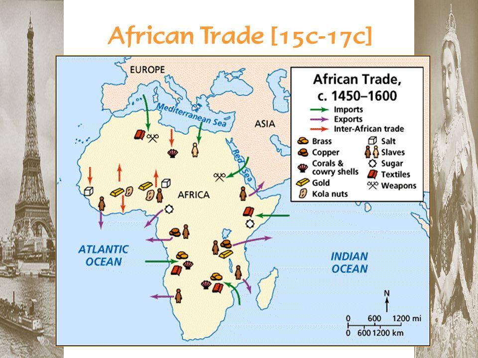 African Trade [15c-17c]